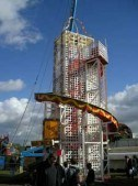 Helter Skelters Funfair Ride