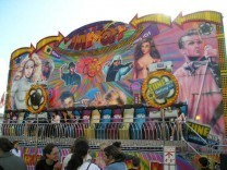 Miami Trips Funfair Hire