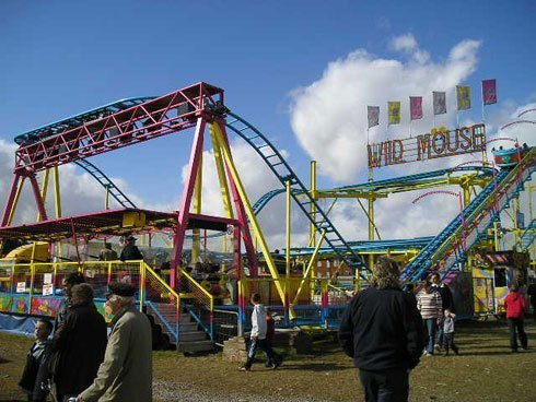 Roller Coaster Hire