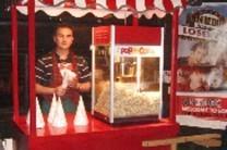 Popcorn Cart Hire
