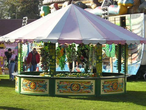 Duck fishing - Victorian Stall Hire