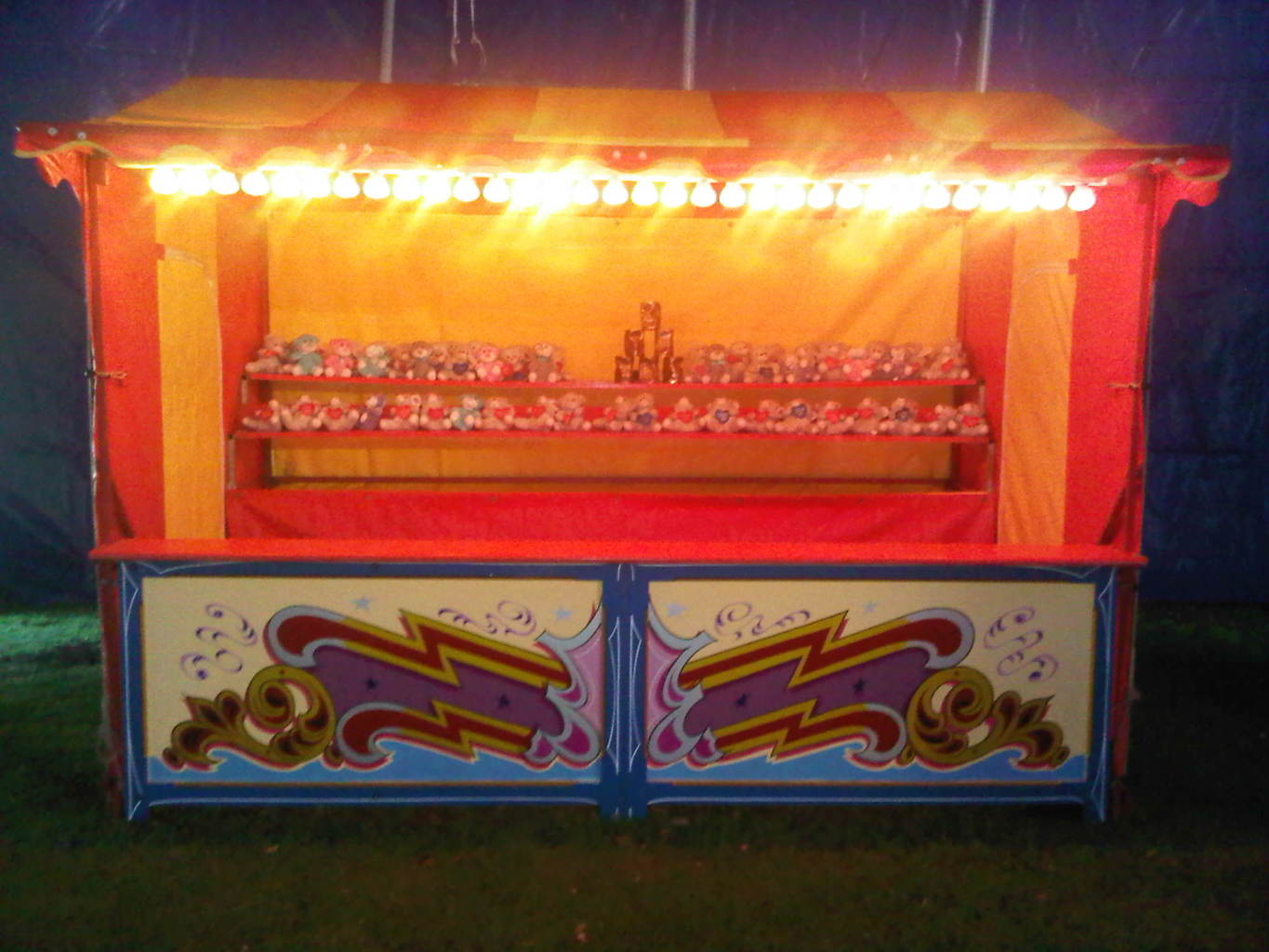 Tin Can Alley - Victorian Stall Hire