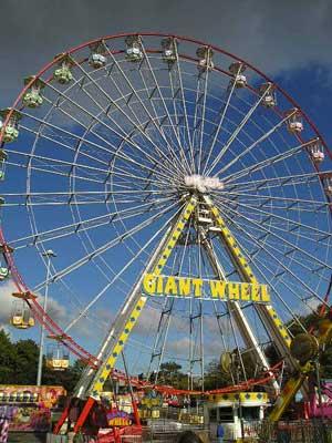Big Wheels & Ferris Wheels Hire
