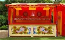 Dart Victorian Stall