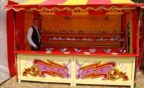 Hoopla Victorian Stall