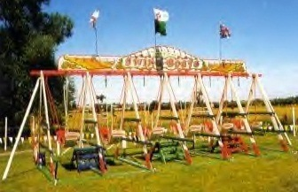 Victorian Swing Boats for Hire